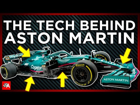 "Why Aston Martin's New Tech Is More Than A ""Green Mercedes"" Formula 1 Car"