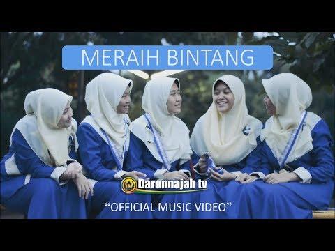 MERAIH BINTANG - Darunnajah Voice | ( Official Music Video )