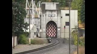 Railroad Operations at the Cascade Tunnel / Stevens Pass, WA