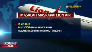 Segudang Catatan Merah Lion Air