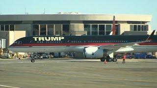 فيديو.. لحظة وصول ترامب إلى واشنطن للقاء أوباما