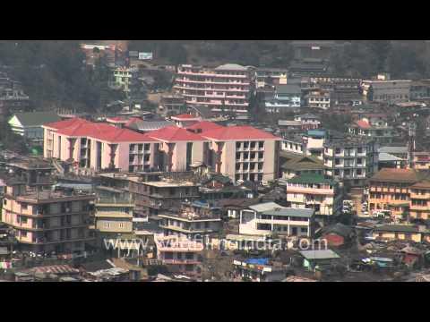 Kohima - The heart of Nagaland