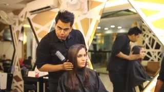 Keratin Straightening & Smoothening-Demo & Tutorial