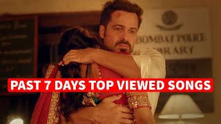 Past 7 Days Most Viewed Indian Songs on Youtube [22 February 2021]