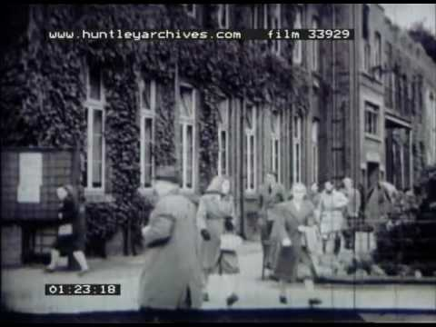 English Electric Factories, 1950s - Film 33929