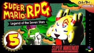 Er erfährt die schockierende Wahrheit...⭐ SUPER MARIO RPG: LEGEND OF THE SEVEN STARS #5
