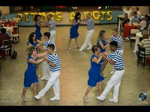 STUDIO RITMOS A DOIS - Dança de Salão 19h Hellyn