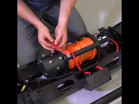 Quick Easy Diy Video On How To Install A Domin8r Winch Onto Your 4wd Youtube