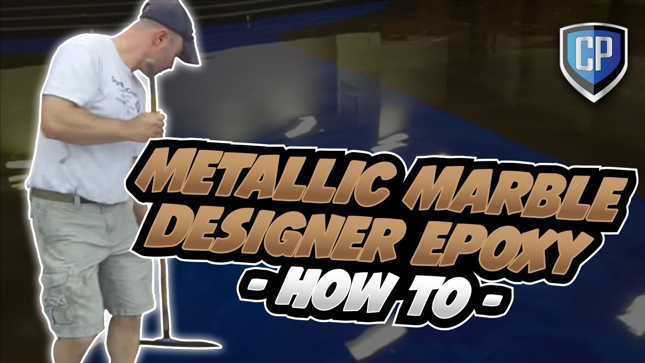 Metallic marble designer epoxy how to youtube solutioingenieria Choice Image