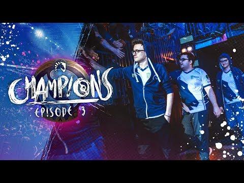 Liquid Dota 2 | Champions: ESL One Hamburg - Episode 3