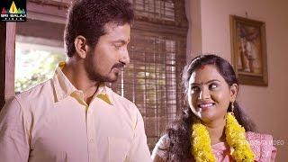Akira | Telugu Latest Movie Scenes | Sharma with His Wife | Sri Balaji Video
