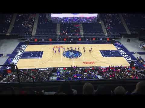 Cannon Falls Dance Team State 2018 Finals