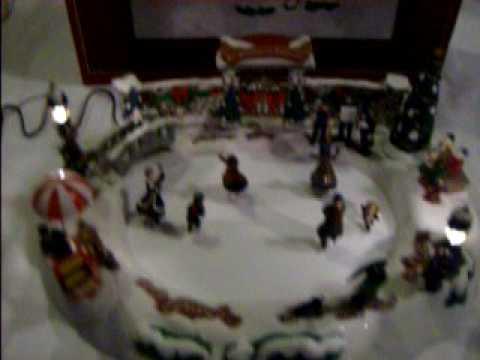 Village Musical Skating Pond | Doovi