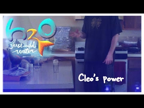 H2O Just Add Water Cleo's Power