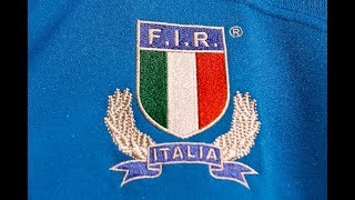 Tribute Italian Rugby