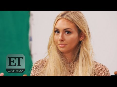 Corinne Olympios Responds To 'Who Is America' Prank