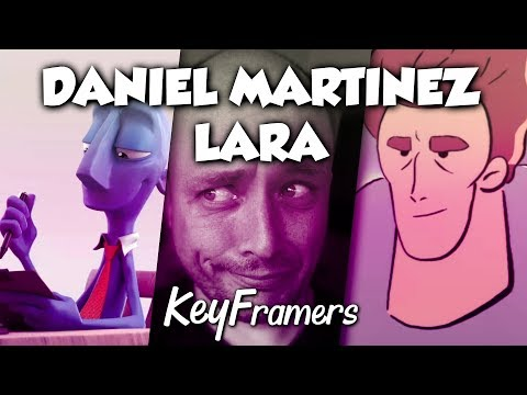 DANIEL MARTINEZ LARA : Hablando sobre Grease Pencil, Hero y Alike | KeyFramers #06