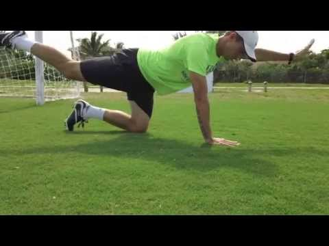 Element Soccer School- Dynamic Core Workout