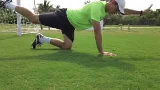 Element Soccer School- Dynamic Core Workout