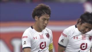 2017年6月17日(土)に行われた明治安田生命J1リーグ 第15節 新潟vs大...