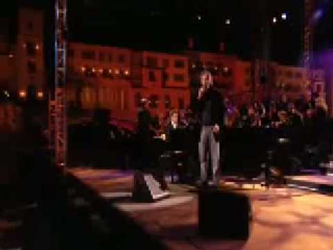 Must see finale ! Ama Credi e Vai  - Because we believe - Andrea Bocelli