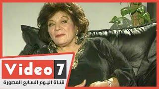 بالدموع .. عايدة عبد العزيز: جوزى مات ودكاترة مصر السبب