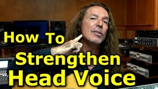 Voice Lessons    Head Voice Exercises   How To Strengthen Head Voice   Ken Tamplin Vocal Academy