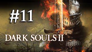 Dark Souls 2 Walkthrough Part 11 - Boss Old Dragonslayer (1080p Gameplay Commentary)