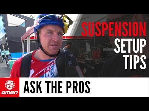 Ask The Pros | Suspension Setup Tips