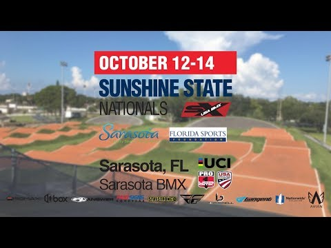 2018 USA BMX Sunshine State Nationals Day Two Mains