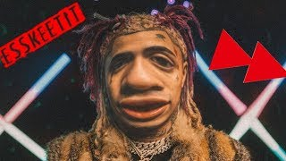 Lil Pump - ESSKEETIT but every Esskeetit makes the video faster and more distorted