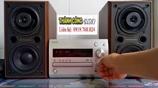 Dàn mini DENON D-MX11 l liên hệ 0919.768.024  l THÀNH CÔNG AUDIO l DÀN ÂM THANH NỘI ĐỊA