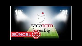 Süper lig puan durumu 27 kasım: işte haftanın sonuçları ve maç özetleri (bein sports - lig tv)