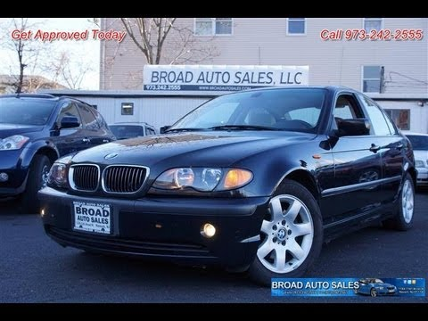 2004 BMW 3Series 325i Sedan  YouTube