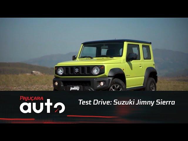 Test Drive: Suzuki Jimny Sierra