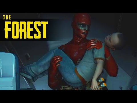 THIS CANNIBAL SAVED TIMMY? The Forest Theory