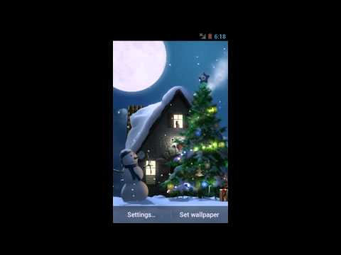 Christmas Moon OLD VIDEO