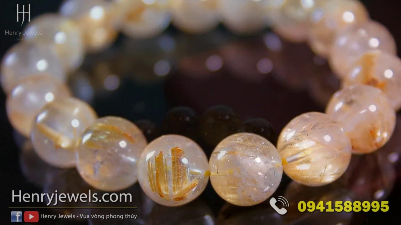 Vòng Đá Thạch Anh và cách bảo quản – sử dụng chuẩn Phong Thủy nhất