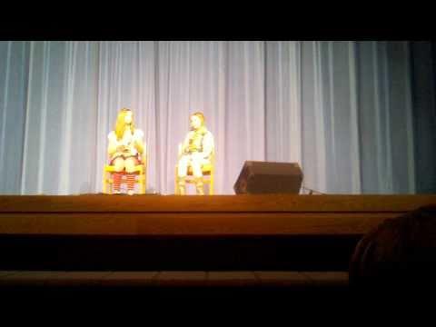 "Harper Creek Middle School Follies 2011 ""The Random Show"""