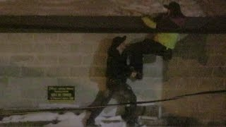 Download Video Drunk Canadian couple nearly dies trying to climb building MP3 3GP MP4