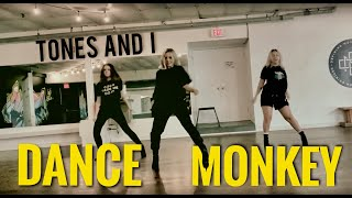 DANCE MONKEY - TONES AND I (DANCE COVER) Video