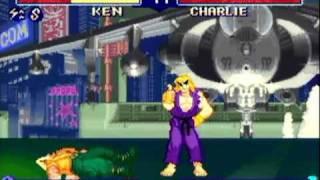 Street Fighter Alpha 2 - SNES Gameplay