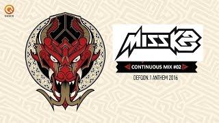 Video DEFQON.1 2016 Album Miss K8 Continuous Mix #02 download MP3, 3GP, MP4, WEBM, AVI, FLV November 2017