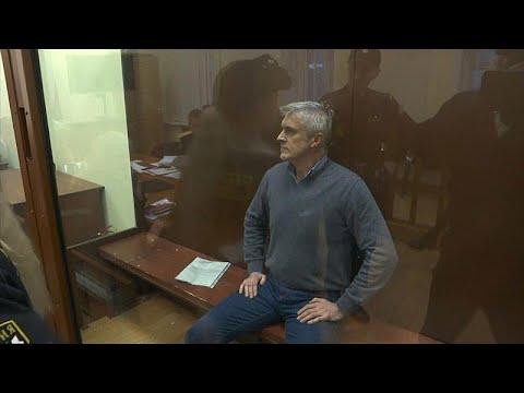 euronews (em português): Investidor Michael Calvey acusado formalmente na Rússia