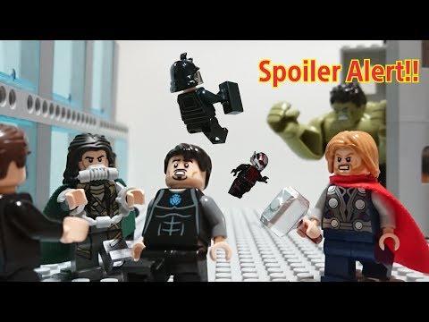 LEGO Avengers Endgame #9