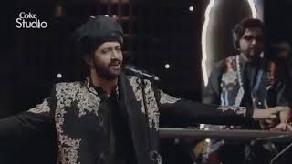 Atif Aslam balochi song.  Coke studio season. 12