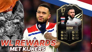 LIVE FIFA 21 | WEEKEND LEAGUE REWARDS OPENEN VAN KIJKERS & WE PACKEN EEN ICON!