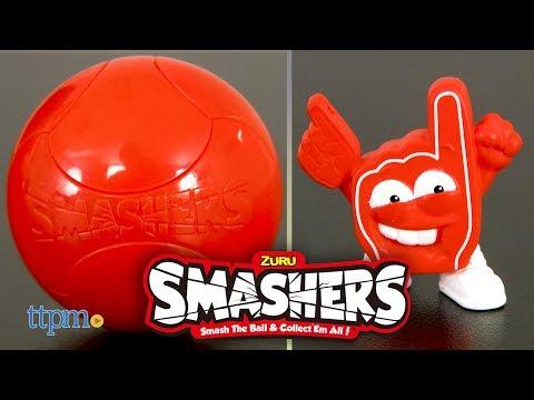 Smashers Series: 1 Sport! Single Pack from Zuru - YouTube