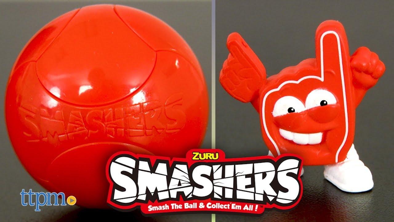 Smashers Series: 1 Sport! Single Pack from Zuru