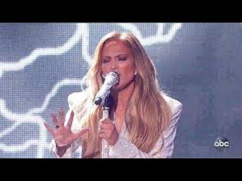 Jennifer Lopez - Limitless  at the American  Awards 2018